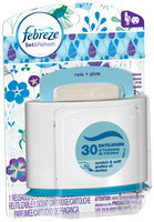 Febreze Set&Refresh Rain Air Freshener 0.18 fl. oz. Carded Pack