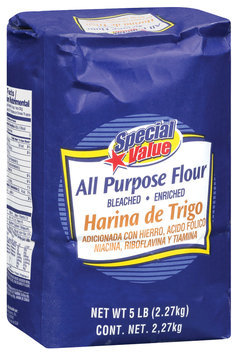 Special Value All Purpose Flour 5 Lb Bag