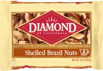 Diamond of California® Shelled Brazil Nuts 10 oz. Bag