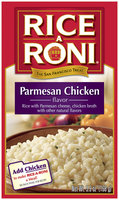 Rice-A-Roni Parmesan Chicken Rice Mix 5.9 Oz Box