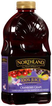 Northland® 100% Cranberry Grape Juice 48 fl. oz. Bottle