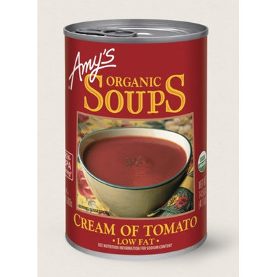 Amy's Kitchen Organic Cream Of Tomato Soup With Low Fat