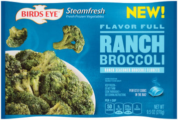 Birds Eye® Steamfresh® Ranch Broccoli 9.5 oz. Bag