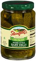 Steinfeld's® Crunchy Home Style Baby Dills 24 fl. oz.