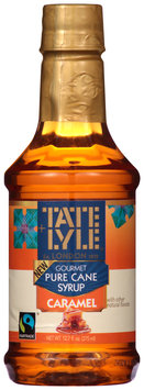 Tate + Lyle® Caramel Pure Cane Syrup 12.7 fl. oz. Bottle