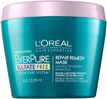 L'Oréal Paris Hair Expertise EverPure Damage Protect Mask 8.5 fl. oz. Tub