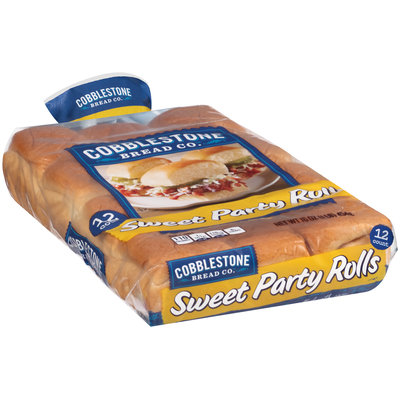 Cobblestone Bread Co.™ Sweet Party Rolls 16 oz. Bag