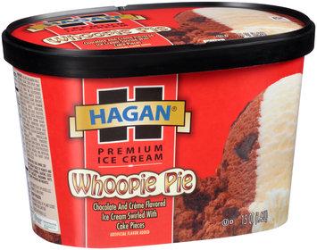 Hagan® Premium Ice Cream Whoopie Pie 1.5 qt. Tub