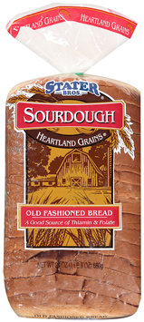 Stater Bros.® Heartland Grains® Soughdough Bread 24 oz.