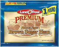 Land O' Frost Premium Premium Home-Style Brown Sugar Ham 16 Oz Zip Pak