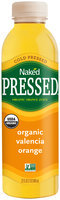 Naked Pressed™ Organic Valencia Orange Juice 32 fl oz. Bottle
