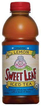 Sweet Leaf Lemon Iced Tea 20 fl. oz. Plastic Bottle