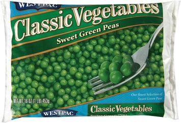 Westpac® Classic Vegetables Sweet Green Peas
