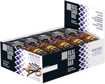 Food Should Taste Good® Hazelnut Sea Salt Real Good Bar 15 ct Box