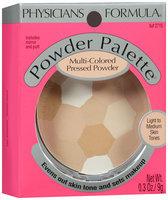 Powder Palette® Buff Multi-Colored Pressed Powder