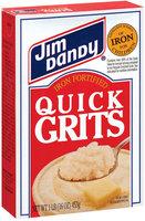 Jim Dandy Iron Fortified Quick Grits 1 Lb Box