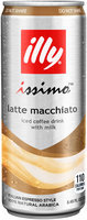 Illy® Issimo™ Latte Macchiato Iced Coffee Drink 8.45 fl. oz. Can