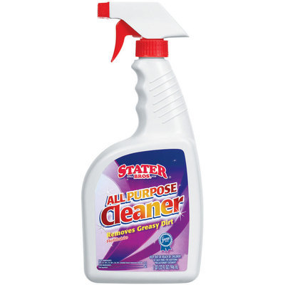 Stater Bros. All Purpose Refillable Cleaner 32 Fl Oz Trigger Spray