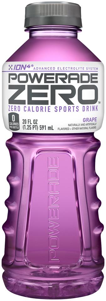 Powerade Zero Grape Sports Drink