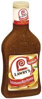 Wet Marinade 30 Minute Louisiana Red Pepper W/Lemon Juice Lawry's Marinade 12 Fl Oz Plastic Bottle