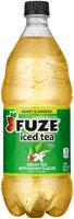 FUZE Honey & Ginseng Green Tea Iced Tea 1 L PLASTIC BOTTLE