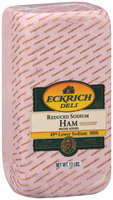 Eckrich Reduced Sodium Deli - Ham 13 Lb