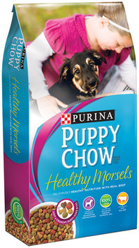 Purina Puppy Chow Healthy Morsels Puppy Food 8.8 lb. Bag