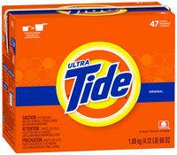 Tide Ultra Original Scent Powder Laundry Detergent 66 oz. Box