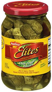 Nalley® Elites® Chili Pepper Petites Pickles 16 fl. oz. Jar