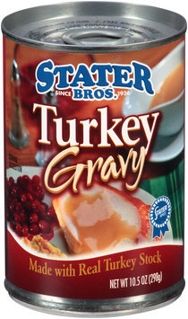 Stater® Bros. Turkey Gravy 10.5 oz. Can