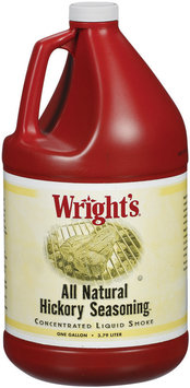 Wright's All Natural Hickory Seasoning 1 Gal Jug
