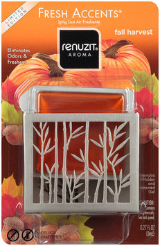 renuzit® aroma fresh accents® air freshener fall harvest