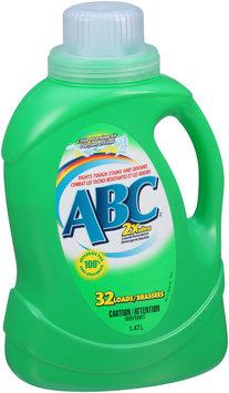 ABC™ 2x Ultra Crisp Morning Air Liquid Detergent 1.47L Jug
