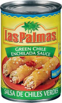 Las Palmas® Mild Green Chile Enchilada Sauce 10 oz. Can