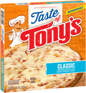 Taste of Tony's™ Classic Pizza 7.04 oz. Box