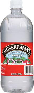 Musselman's® Distilled White Vinegar 32 fl. oz. Bottle