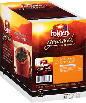 Folgers Gourmet Selections® Caramel Drizzle® Coffee 24 K-Cup® Packs