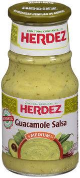 Herdez® Medium Guacamole Salsa 15.7 oz. Jar