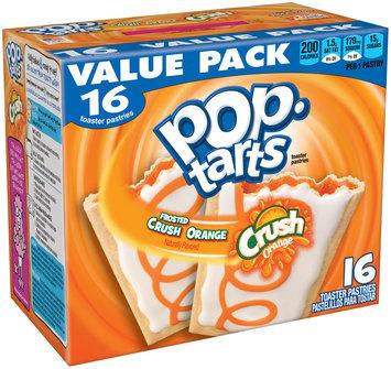 Pop•tarts® Frosted Crush™ Orange Toaster Pastries 28.2 oz. Box