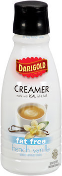 Darigold® Creamer Fat Free French Vanilla One qt.
