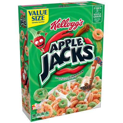 Kellogg's® Apple Jacks® Cereal