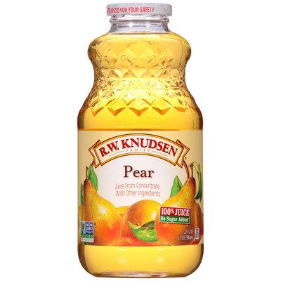 R.W. Knudsen Family® Pear Juice 32 fl. oz. Bottle