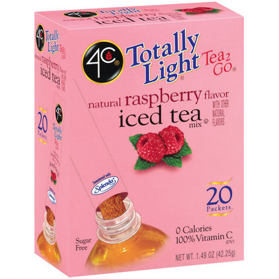 4C Itm-Tl Tea2go Raspberry Itm-Stix 20 Ct Box