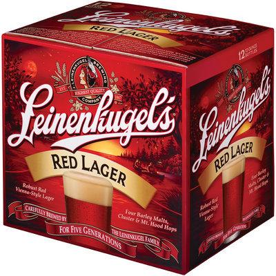 Leinenkugel's Red Lager 12–12 fl. oz. Glass Bottles