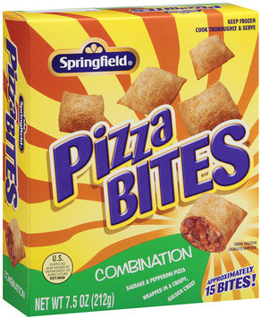 Springfield® Pizza Bites® Combination