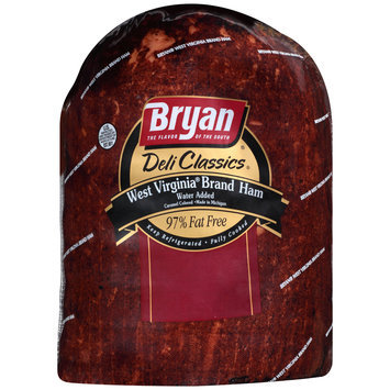 Bryan® Deli Classics® West Virginia® Brand Ham