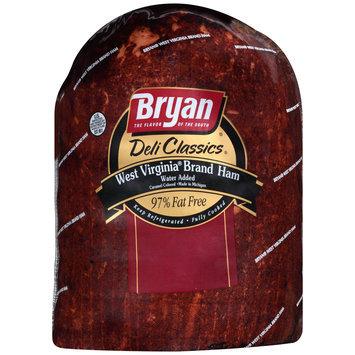 Bryan® Deli Classics® West Virginia® Brand Ham
