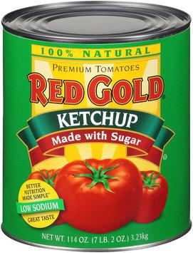Red Gold® 100% Natural Ketchup 114 oz.