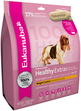 Eukanuba Healthy Extras Adult Weight Control Dog Treats 12 oz. Bag