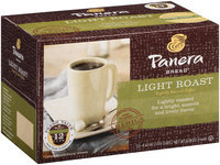 Panera Bread® Light Roast Expertly Roasted Coffee 12-0.42 oz. Cups